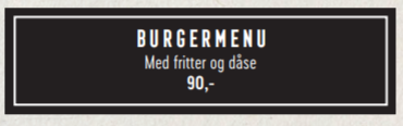 burgermenu