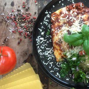 Stefanos Pizza Nørrebro og Østerbro Pasta Lasagna de Carne