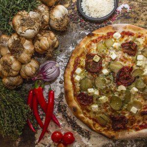 Stefanos Pizza Nørrebro og Østerbro Pizza Cevo