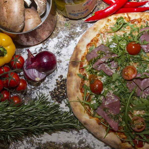 Stefanos Pizza Nørrebro og Østerbro Pizza Ishak Boy