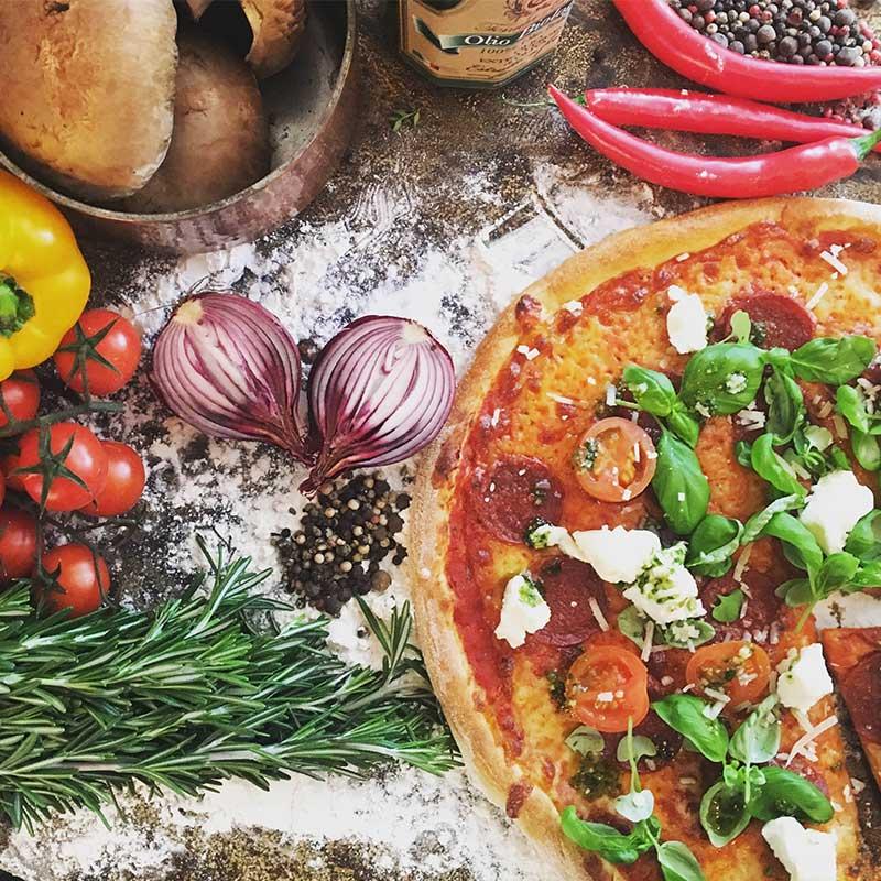 Stefanos Pizza Nørrebro og Østerbro Pizza Nørrebros Favorit