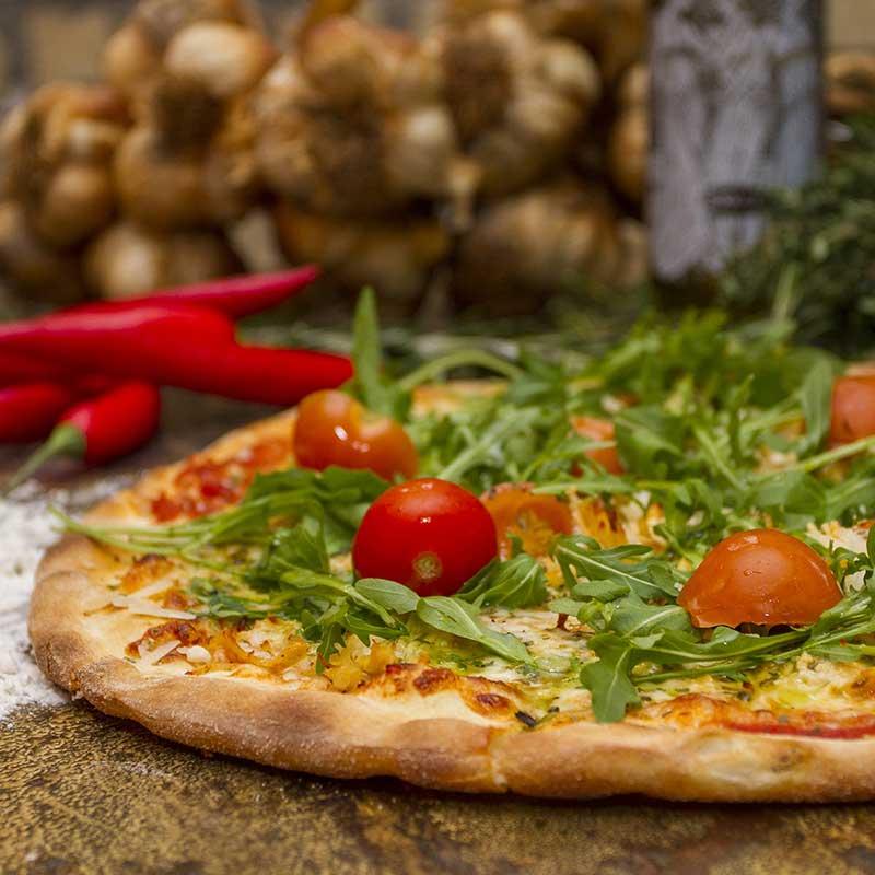 Stefanos Pizza Nørrebro og Østerbro Pizza Pollo