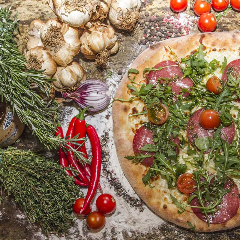 Stefanos Pizza Nørrebro og Østerbro Pizza Semih Boy