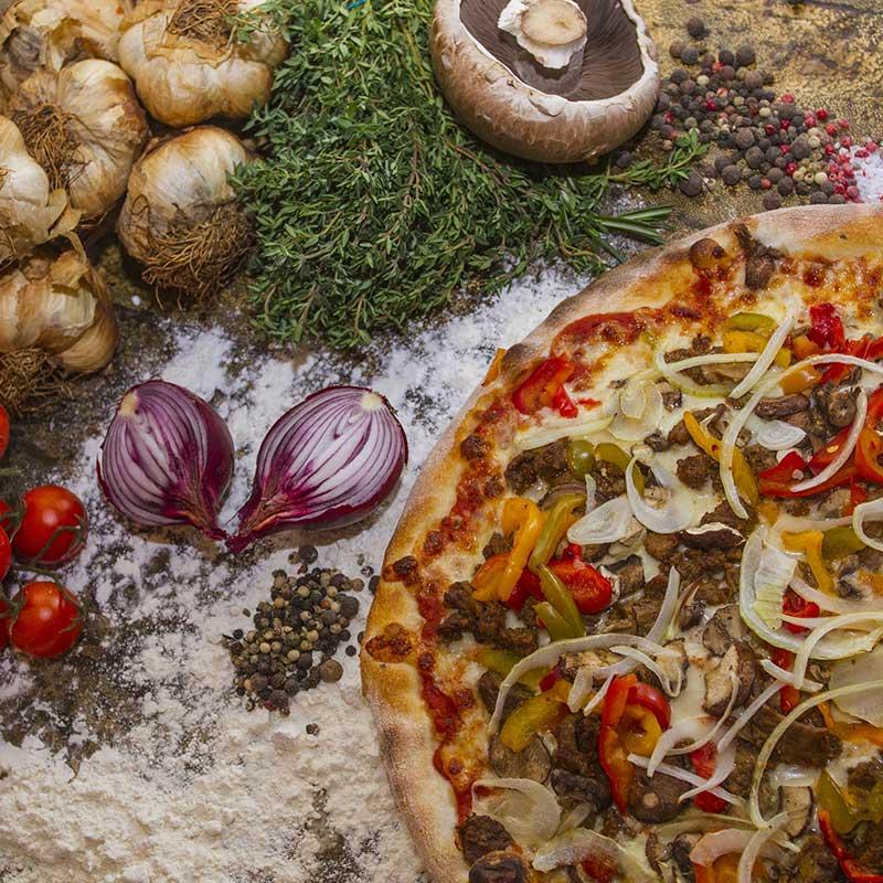 Stefanos Pizza Nørrebro og Østerbro Pizza Tolgahan