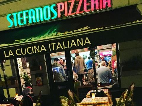 stefanosPizza oesterbro